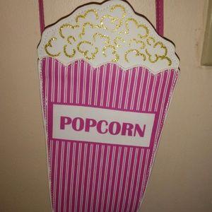 Handbags - Popcorn crossbody Purse